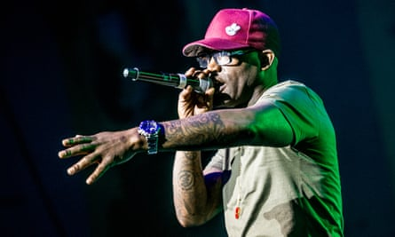 Rodney P performs at the O2 Academy in Brixton, London, in 2018.