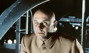 Donald Pleasance as Blofeld in You Only Live Twice.