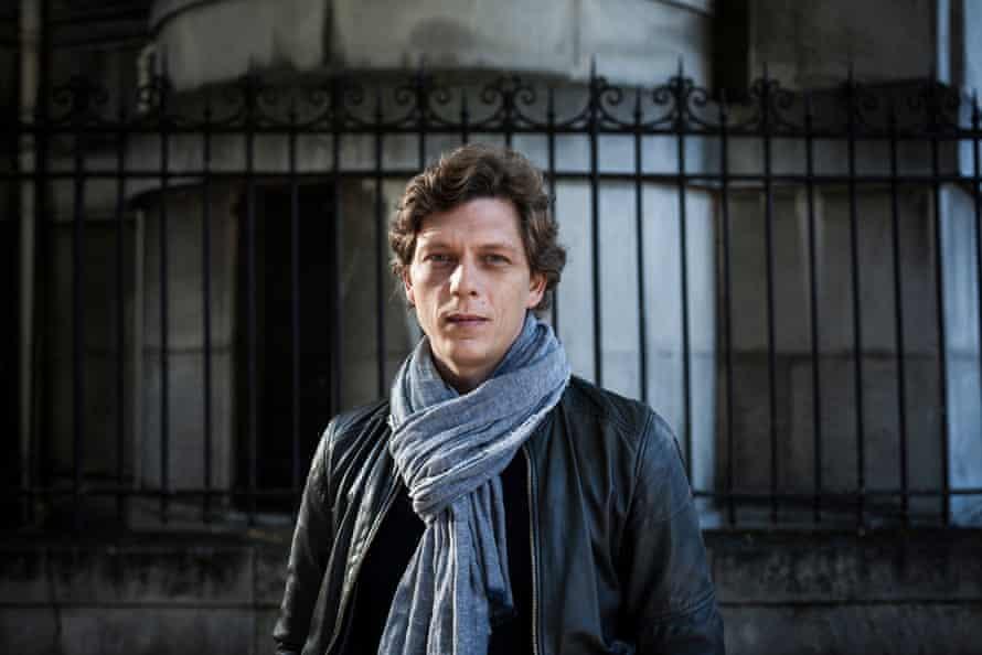 Antoine Leiris photographed in Paris