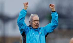 Commentator Martin Tyler is a boyhood Woking fan and the club's current assistant manager.