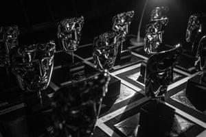 The BAFTA statuettes were designed by Mitzi Cunliffe