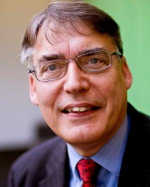 Prof Les Ebdon.