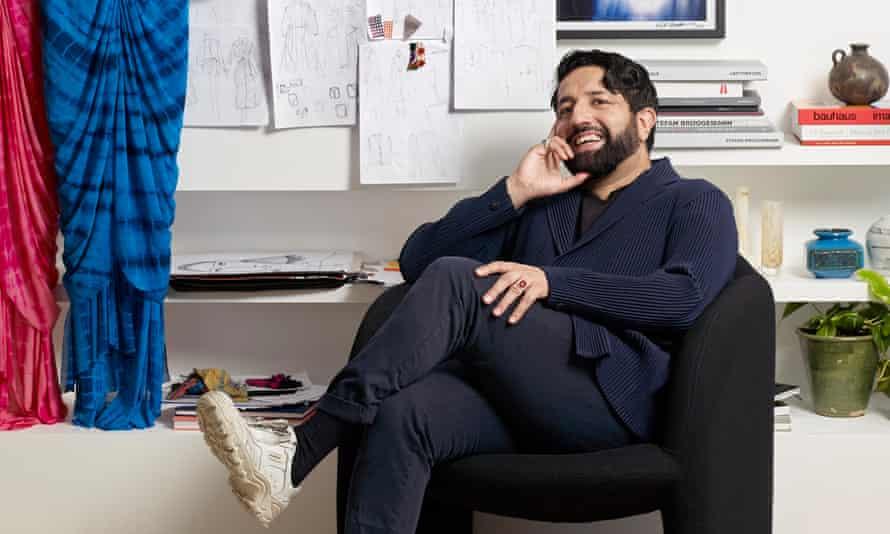 'It's not a middle class idea about creativity' … Osman Yousefzada.