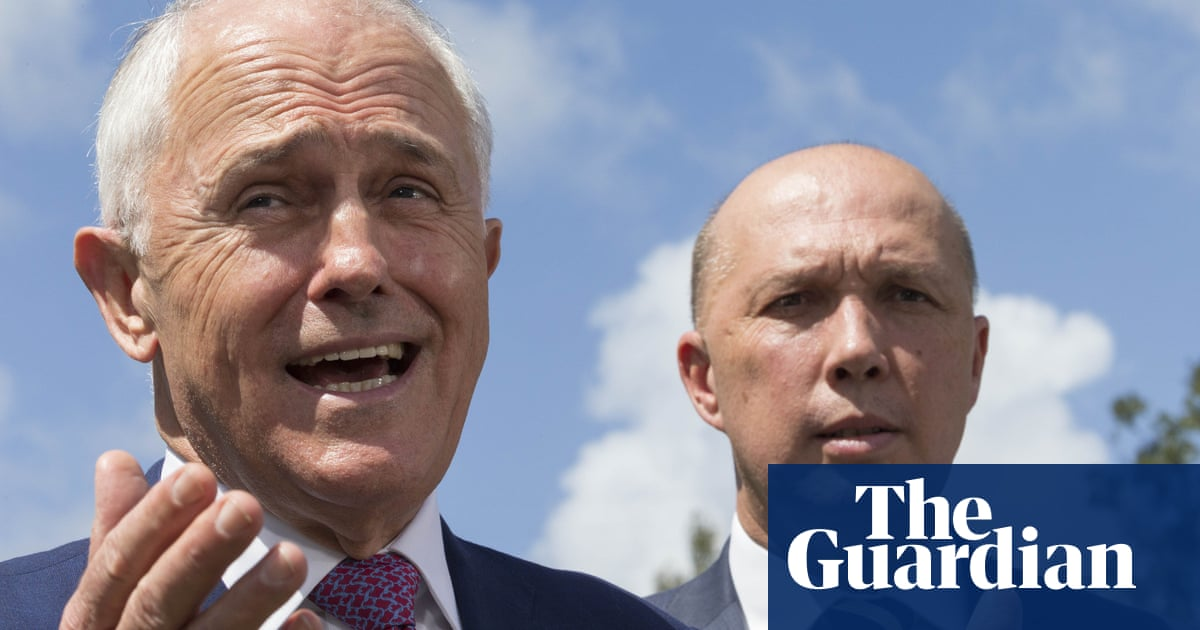 Coalition dives in the polls as leadership speculation swirls