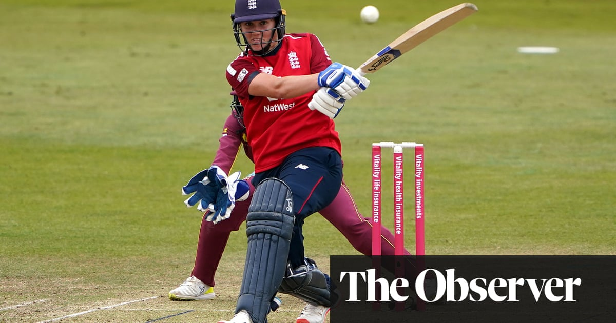 Nat Scivers barrage helps England sink West Indies and clinch T20 series