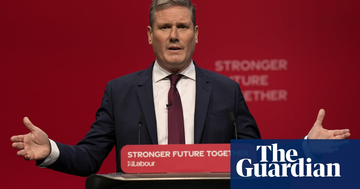 Keir Starmer promises 'serious plan for government' in conference speech