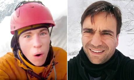 Bodies of Tom Ballard and Daniele Nardi found in Himalayas