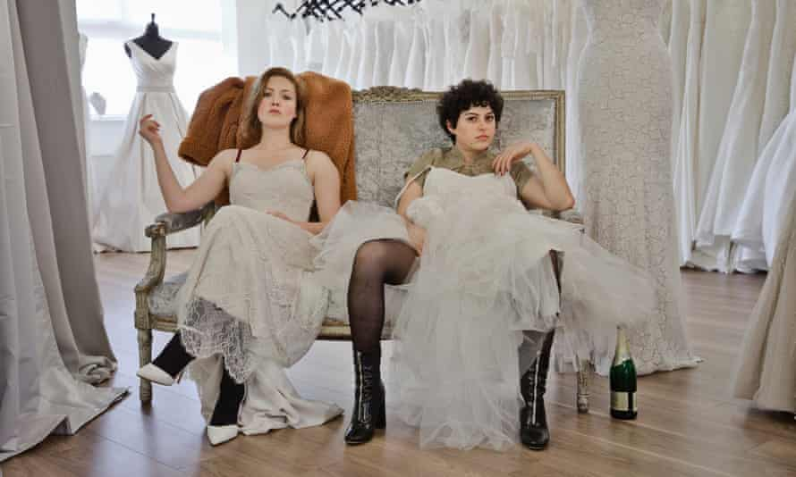Holliday Grainger and Alia Shawkat in Animals: rare to see a friendship constructed with such nuance and care.