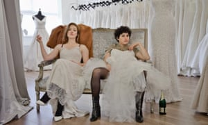 Holliday Grainger and Alia Shawkat in Sophie Hyde's Animals.