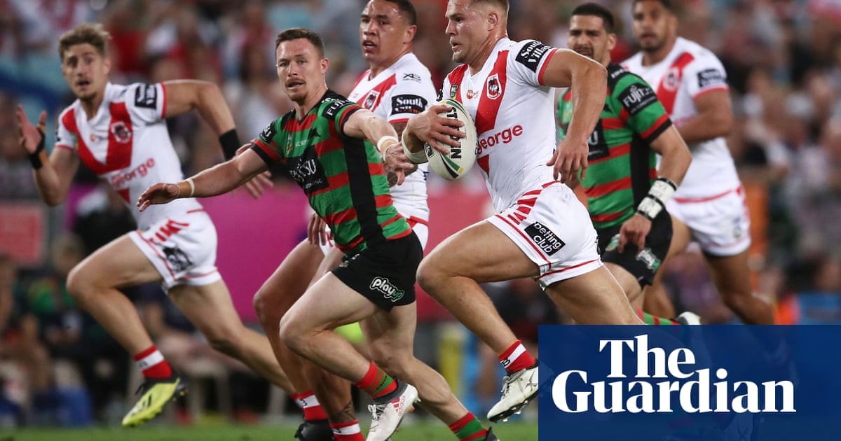 5c56e5a41 NRL star Jack de Belin to miss Charity Shield  in the interest of player  welfare