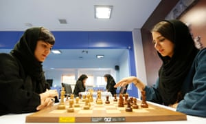 Iranian grandmasters Mitra Hejazipour and Sara Khadem are against the boycott.
