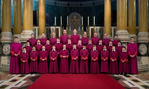 Westminster Cathedral Choir.