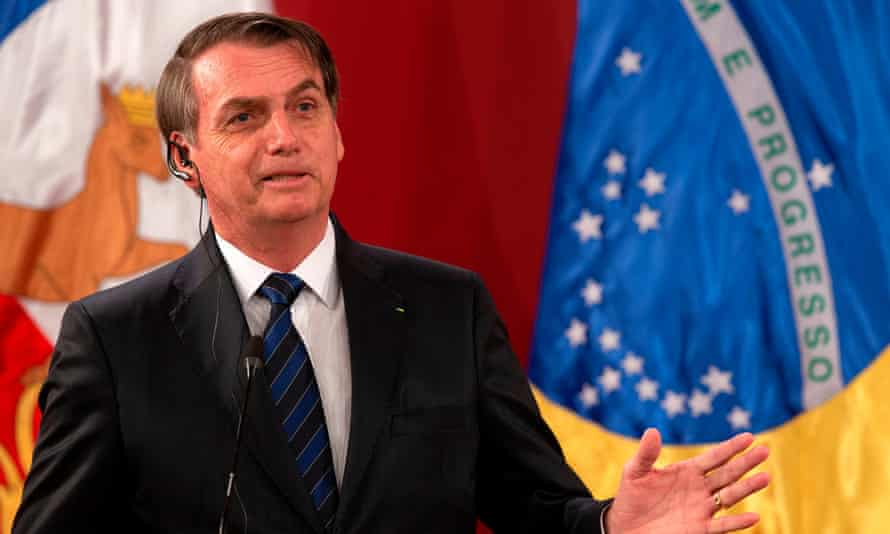 Bolsonaro's order coincides with a growing campaign to present the coup as a 'democratic revolution' rather than a rightwing regime that engaged in killing and torture.