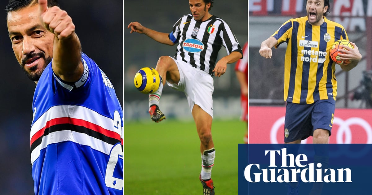 b0b5725cd The great golden oldie goalscorers in Italian football