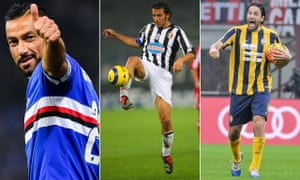 There was life after 30 for Fabio Quagliarella, Alessandro Del Piero and Luca Toni.