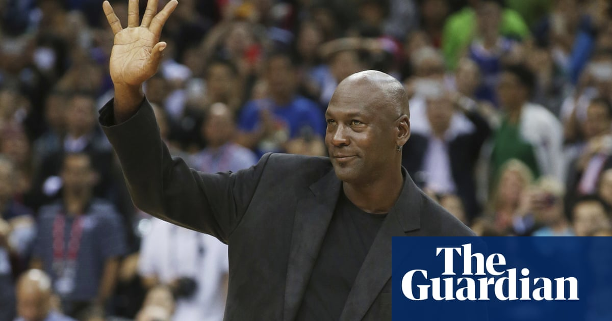 Michael Jordan insists Republicans buy sneakers too quote was a joke