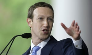 Mark Zuckerberg said Facebook's fight against foreign political interference could hurt its profits in the future.