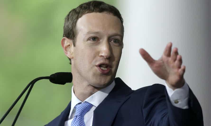 Mark Zuckerberg suggested that Facebook could become more active in filtering the news.