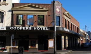 The Coopers hotel in Newtown.
