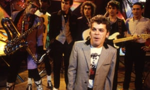 """""""IAN DURY AND THE BLOCKHEADS on a Dutch TV show in 1979"""""""