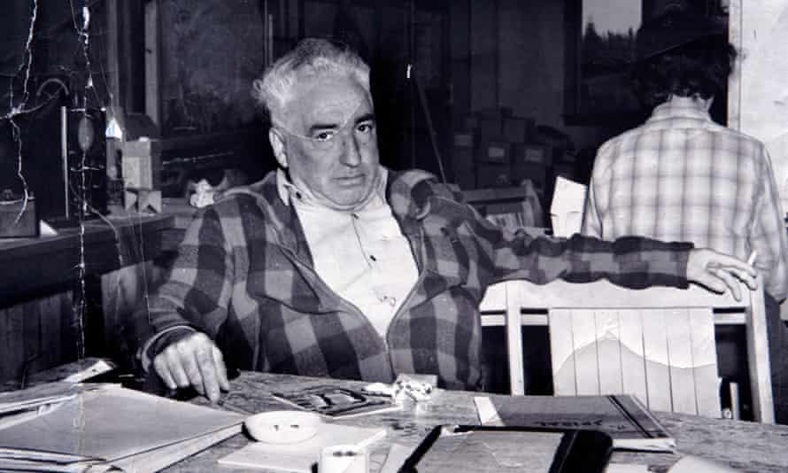 Wilhelm Reich in the mid 1950s.