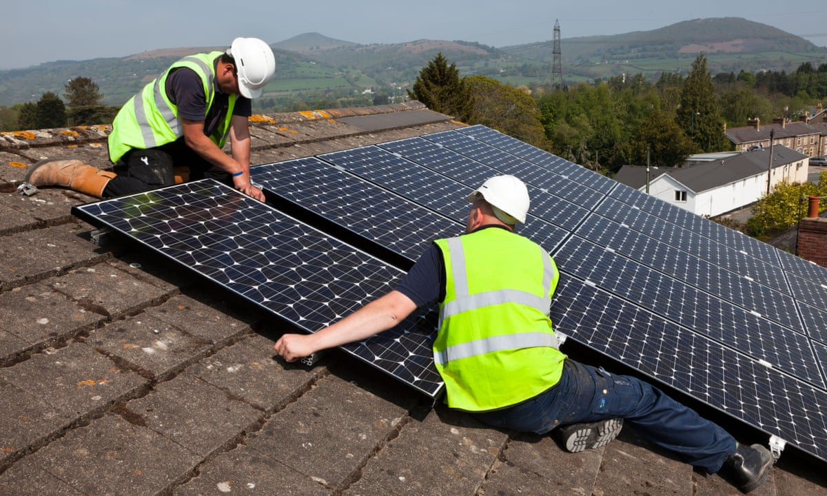 Uk Solar Panel Subsidy Cuts Branded Huge And Misguided