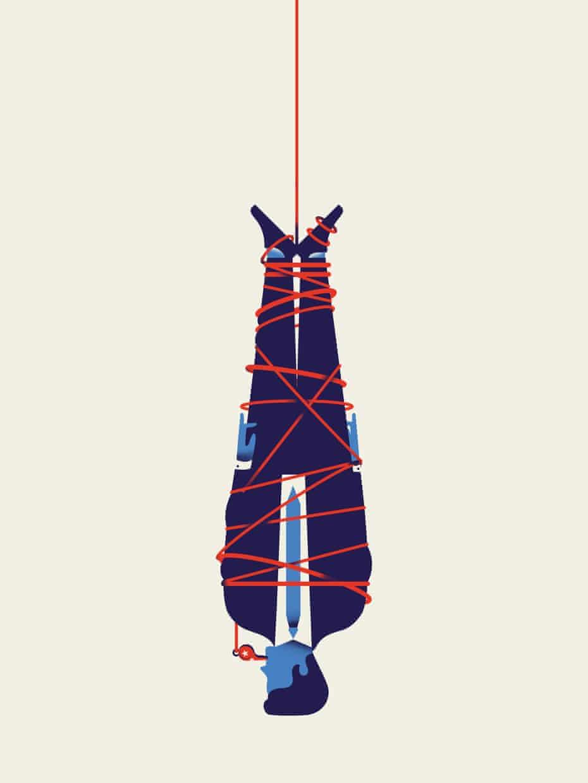 illustration by Nathalie Lees