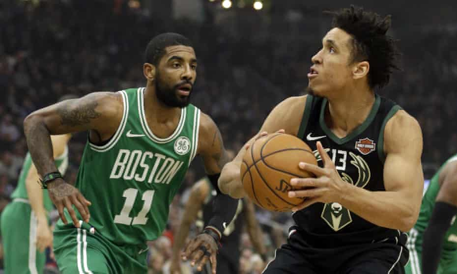 Malcolm Brogdon's Bucks have the best record in the NBA this season, outperforming the likes of Kyrie Irving's Boston Celtics in the Eastern Conference