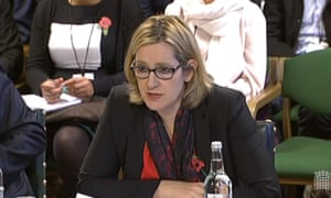 The energy secretary, Amber Rudd, gives evidence to the Commons energy and climate change committee, telling MPs that meeting the 15% renewable energy target would be challenging.