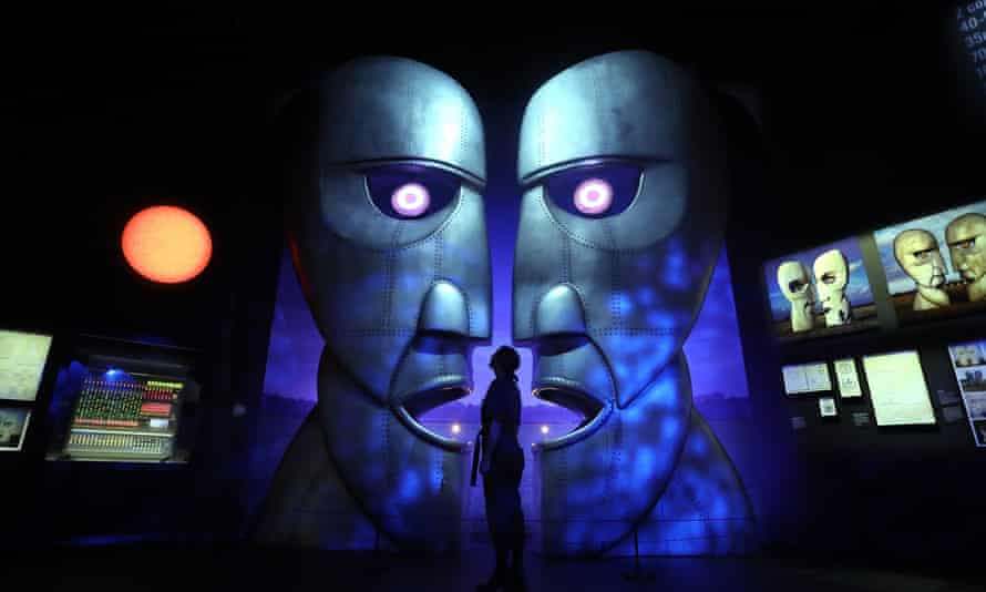 Pink Floyd Exhibition: Their Mortal Remains at The V&A