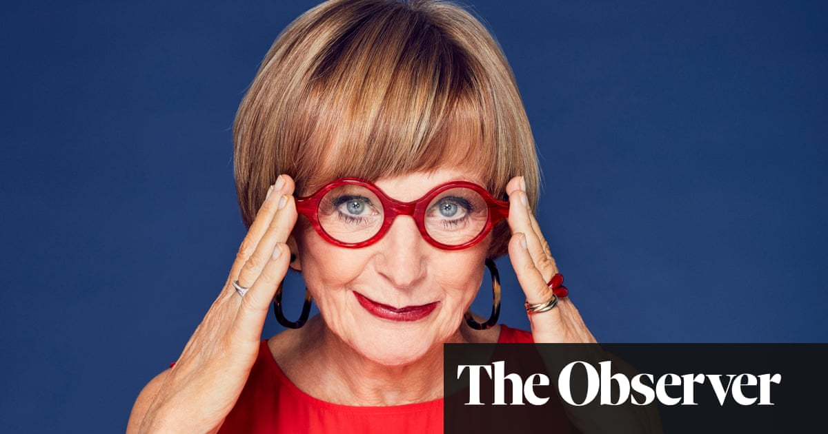 Anne Robinson: 'I'm the oldest woman on TV who's not judging cakes'