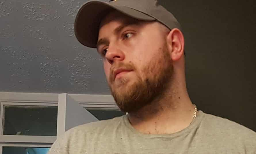 Ryan Goodenough, a former prison officer