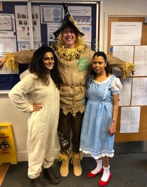 Wizard of Oz fancy dress