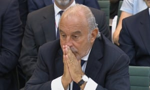 The pensions regulator has issued warning notices to Philip Green and Dominic Chappell.