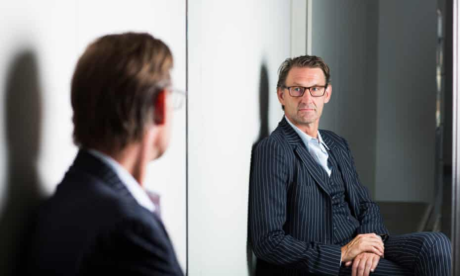 """Tony Adams on turning 50: """"It's fear, mortality, death. My doctor said: 'A midlife crisis is completely normal.'"""