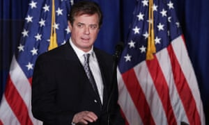 Paul Manafort. The presence of Mueller represents a twist neither Trump nor Manafort could not have foreseen.