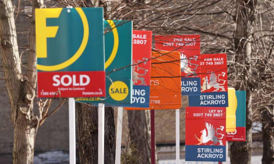 for sale and sold signs