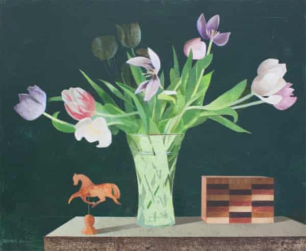 Birthday Tulips by Graham Arnold, 2015.