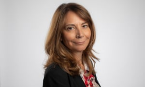 Roula Khalaf has been appointed the new editor of the Financial Times, replacing Lionel Barber.
