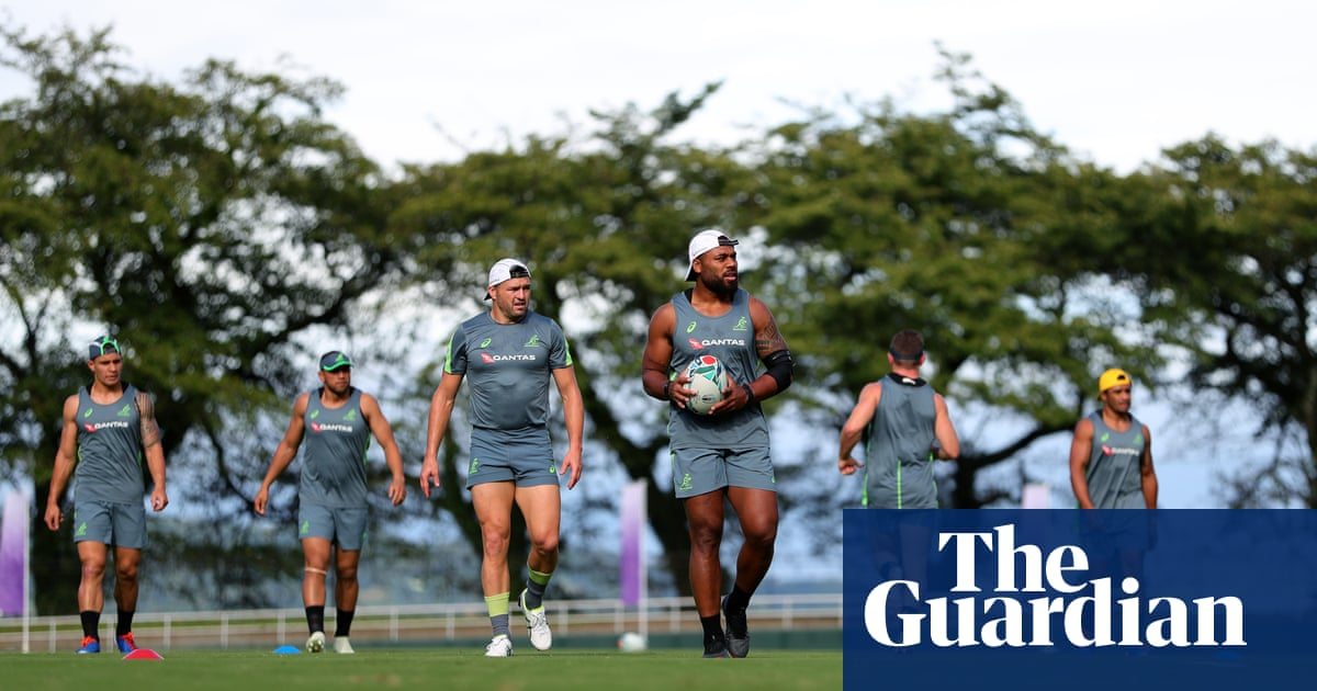 James Horwill: If the Wallabies turn up, they can beat anyone | Paul Rees