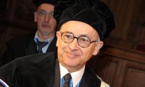 Antonio Damasio … wholly his own man.
