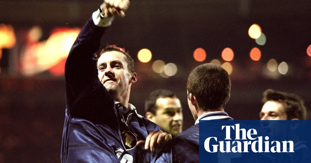 'We had personality': when Scotland won at Wembley in 1999 but still lost
