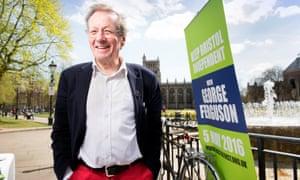 George Ferguson has lost his bid to re-elected as mayor of Bristol.