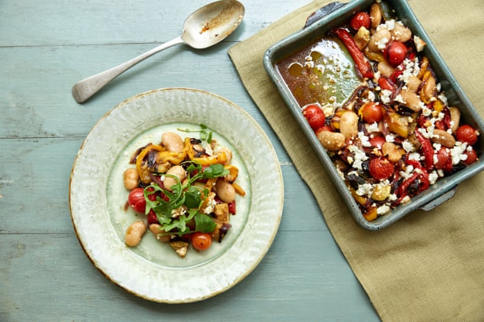 Four Recipes From One Batch Of Cooked Butter Beans Get