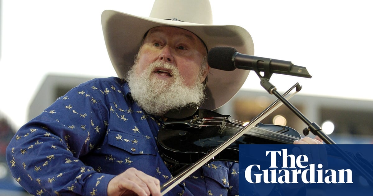 Charlie Daniels, fiddle player and country music legend, dies aged 83