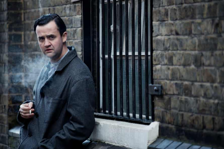 Daniel Mays in Against the Law.