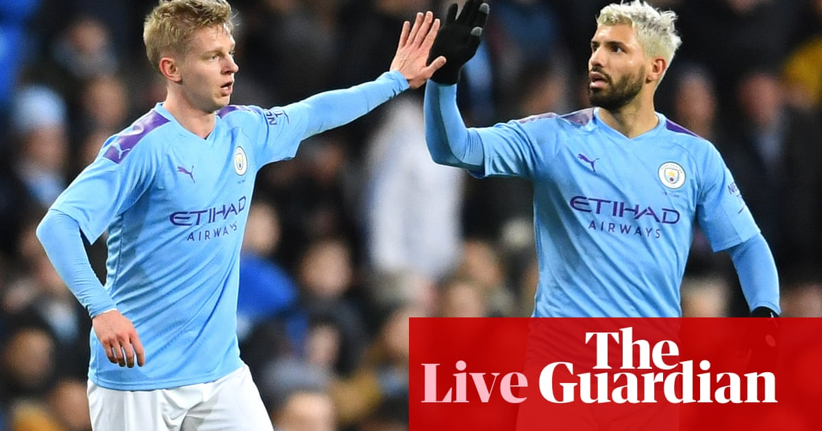 FA Cup clockwatch: Man City v Port Vale, Leicester v Wigan – live!