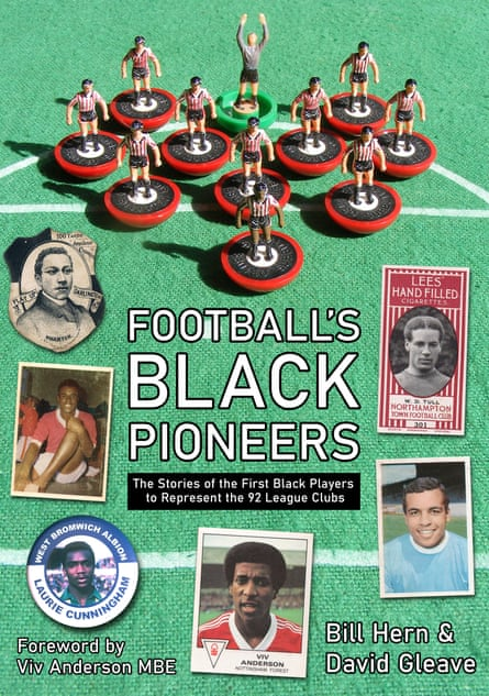 Footballs Black Pioneers is out now, published by Conker Editions.