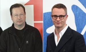 Lars von Trier & Nicolas Winding Refn.