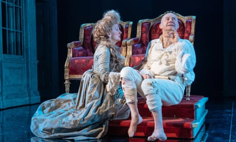 National Theatre to stream The Madness of George III with Mark Gatiss